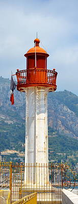 Photograph - Le Phare II by Corinne Rhode