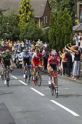 City Scenes - Le Tour de France 2014 - 3 by Chris Smith