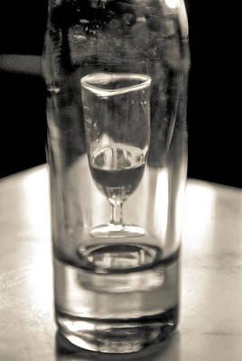 Photograph - Le Vin by Matthew Pace