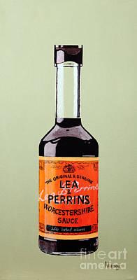 Lea And Perrins Original by Alacoque Doyle