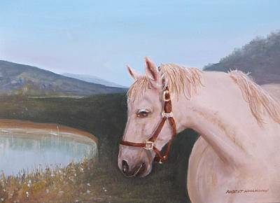 Painting - Lead A Horse by Robert Harrington
