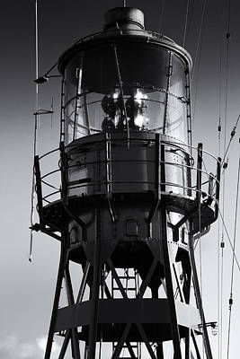 Photograph - Lead Me Home Lightship. by Jan Brons