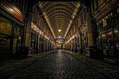 Leadenhall Art Print