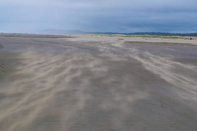 Photograph - Leading Sand Trails by Tikvah's Hope