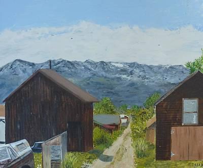 Leadville 2 Art Print by John Terry
