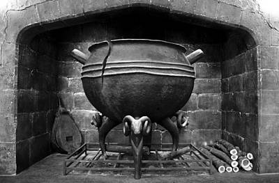 Photograph - Leaky Cauldron by David Lee Thompson