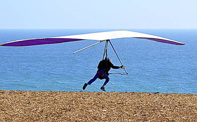 Photograph - Leap Of Faith by AJ  Schibig