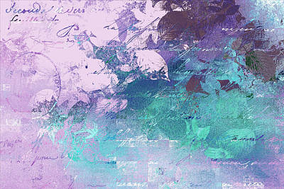 Leaves Rhapsody - C2-188188061 Art Print