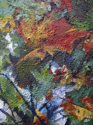 Painting - Leaves by Sheila Holland