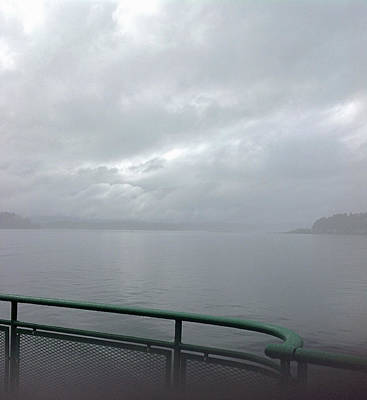 Photograph - Leaving Bremerton by Karl Reid