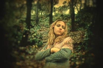 Blondie Photograph - Leaving Eden by Zapista Zapista