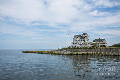 Photograph - Leaving Hatteras by Kay Pickens