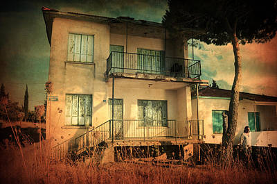 Clouds Photograph - Leaving Home II by Taylan Apukovska