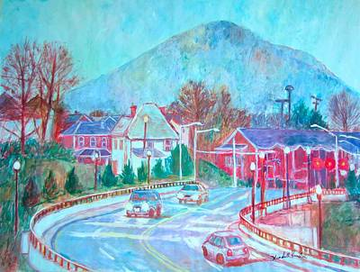 Painting - Leaving Roanoke by Kendall Kessler