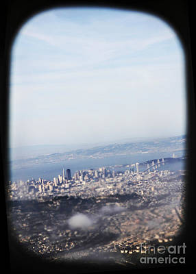 Photograph - Leaving San Francisco by Yvonne Haugen