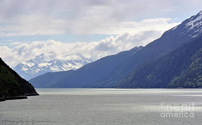 Photograph - Leaving Skagway Ak by Gena Weiser