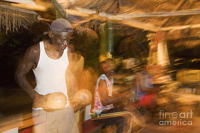 Photograph - Lebeha Drumming Center by Jim West
