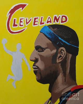 Lebron Original by Josh Miller