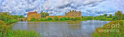 Caravaggio - Leeds Castle Panorama by Chris Thaxter
