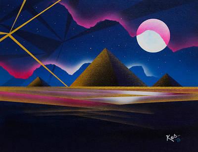 A King's Legacy Original by Kes Khemnu Ankhi Maa