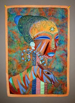 Legacy Art Print by Linda Egland