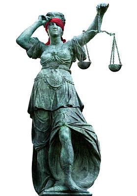 Legal Objectivity Art Print