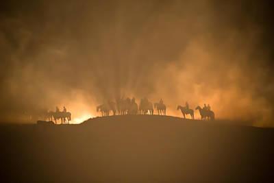 Legend Of Rawhide - Lusk Wyoming Original