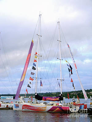 Photograph - Legenderry Clipper Festival by Nina Ficur Feenan