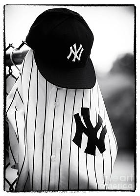 Pinstripes Photograph - Legends Of The Fall by John Rizzuto