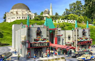 Photograph - Legowood by Ricky Barnard
