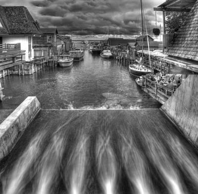 Leland Michigan Photograph - Leland Michigan by Twenty Two North Photography