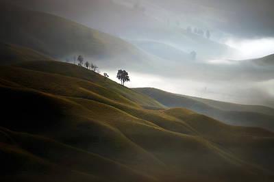 Valley Wall Art - Photograph - Lembah Jemplang by Dwi Yin Istinov