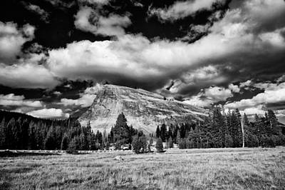 Photograph - Lembert Dome by Cat Connor
