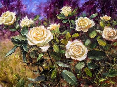 Painting - Lemon Custard by Bill Inman