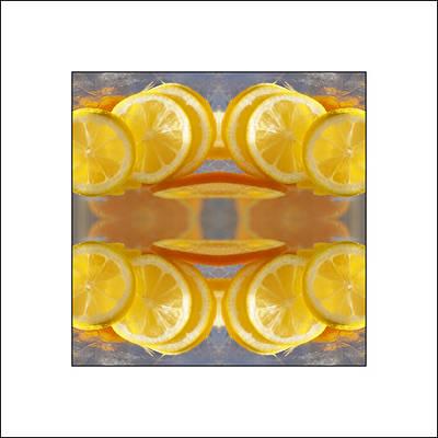 Lemon Drop Art Print by Don Powers