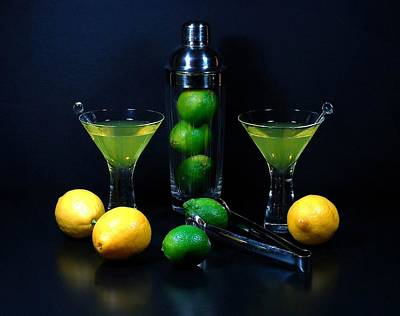 Photograph - Lemon Or Lime by Diana Angstadt