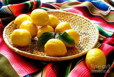 Photograph - Lemon Time Again by Marilyn Smith