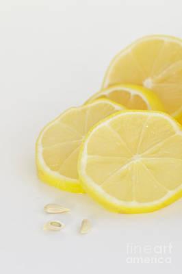 Photograph - Lemons by Kay Pickens