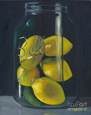 Lemons Original by Marnie Bourque