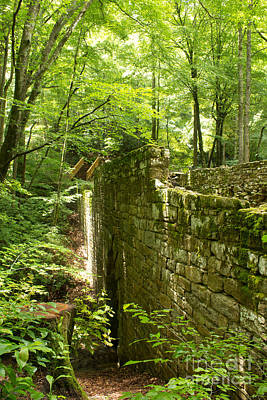 Photograph - Length Of Poinsett Bridge by Sandra Clark