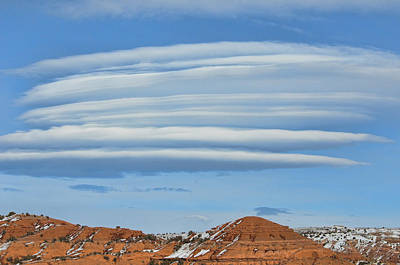 Photograph - Lenticular by David Armstrong