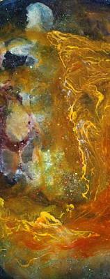 Kaleidiscope Painting - Leo125 by Kathleen Fowler