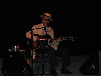 Photograph - Leon Redbone by Mark C Ettinger