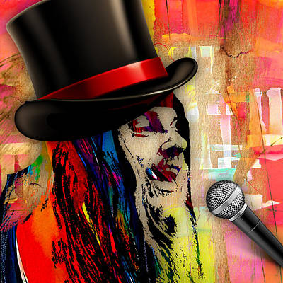 Pop Mixed Media - Leon Russell Collection by Marvin Blaine