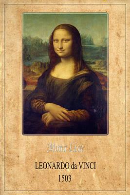 Photograph - Leonardo Da Vinci 1 by Andrew Fare