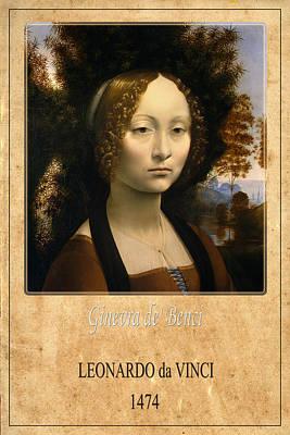 Photograph - Leonardo Da Vinci 2 by Andrew Fare