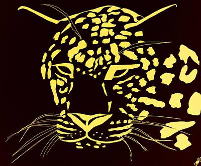 Mixed Media - Leopard Spots by Dorothy Berry-Lound