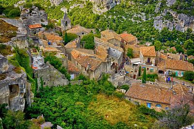 Photograph - Les Baux De Provence France Dsc01915 by Greg Kluempers