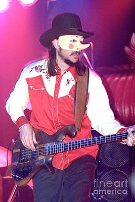 Les Claypool Art Print by Concert Photos