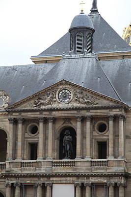 Yard Photograph - Les Invalides - Paris France - 011313 by DC Photographer